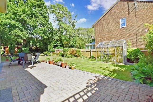 Rear Garden of Stace Way, Worth, Crawley, West Sussex RH10