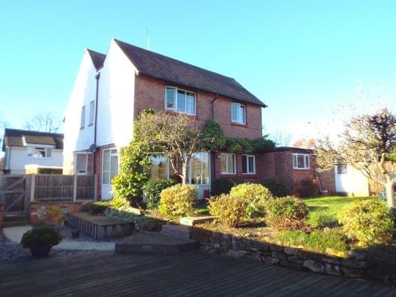 Thumbnail Detached house for sale in Kensington Close, Toton, Nottingham, Nottinghamshire