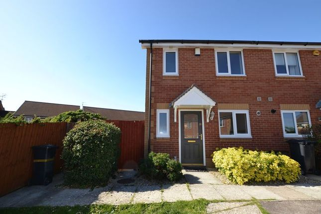 Thumbnail Terraced house to rent in Sandburrows Walk, Bristol