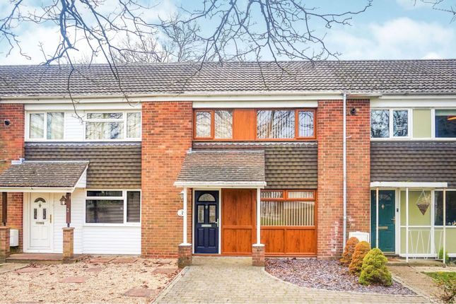Thumbnail Terraced house for sale in Horns Drove, Rownhams Southampton