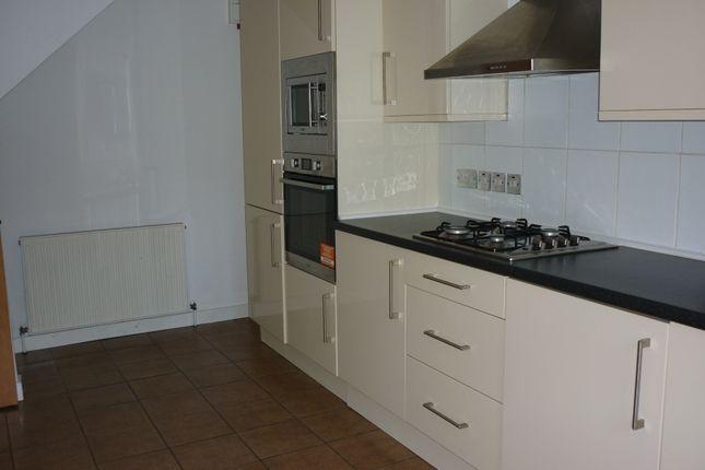 Kitchen View 1 of Grove Road, London E3
