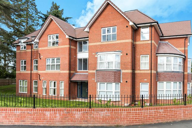 Thumbnail Flat for sale in Hermitage Road, Solihull
