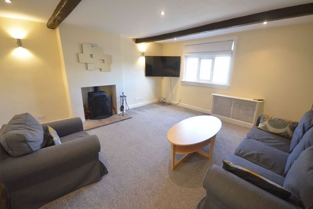 Thumbnail Flat to rent in King Street, Whalley, Clitheroe