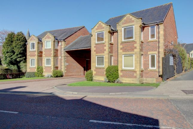 Thumbnail Flat for sale in Wellway Court, Morpeth