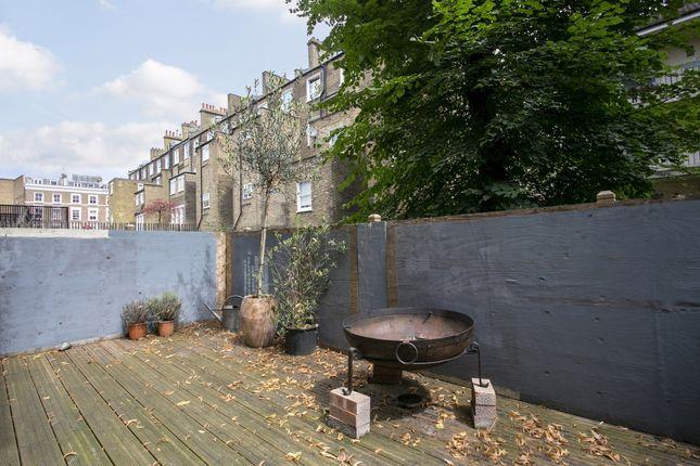 Terrace of Portobello Road, London W11