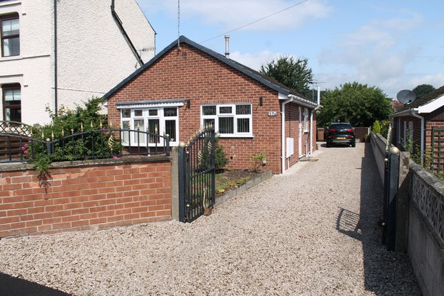 Thumbnail Detached bungalow for sale in Church Street, Ilkeston