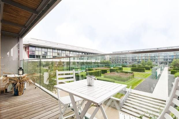 1 bed flat for sale in Eaststand Apartments, Highbury Stadium Square, London