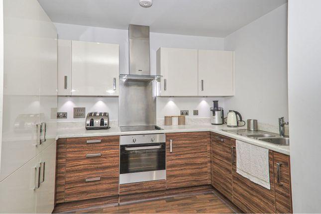 Kitchen of 4 Lambarde Square, Greenwich SE10
