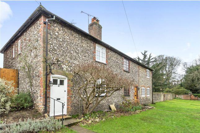 Thumbnail End terrace house for sale in Village House Cottage, Church Road, Halstead, Sevenoaks