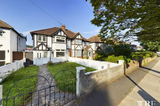 Thumbnail Semi-detached house to rent in West End Road, Ruislip