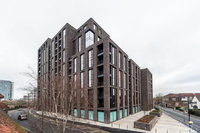 Thumbnail Flat to rent in Harrington Place, Heathside Crescent, Woking, Surrey GU227Bl