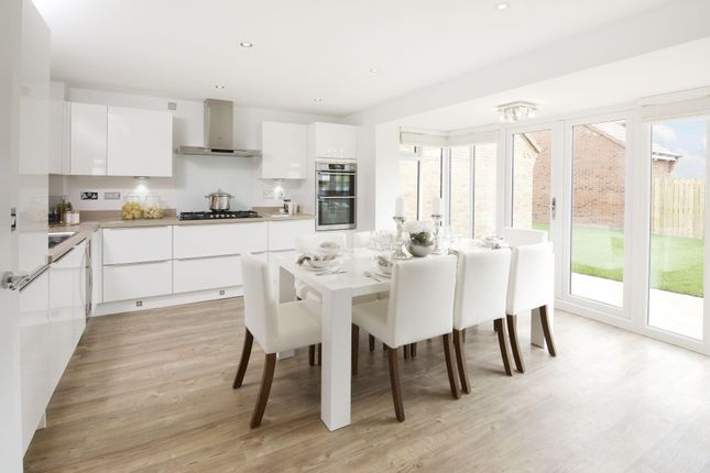 "Thumbnail Detached house for sale in ""Halstead"" at Bay Court, Beverley"