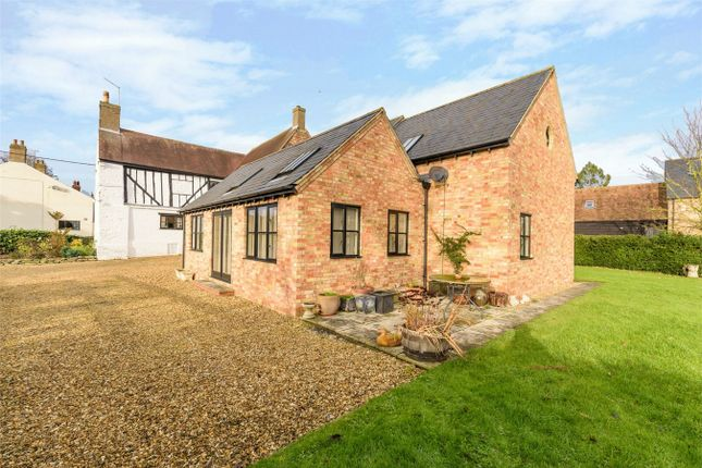 Thumbnail Detached house for sale in Brington Road, Old Weston, Huntingdon