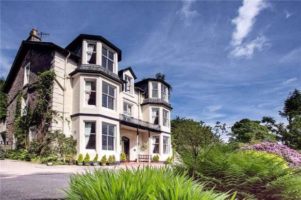 Thumbnail Detached house for sale in Abbots Brae Hotel & Land, 55 Bullwood Road, Dunoon, Argyll And Bute