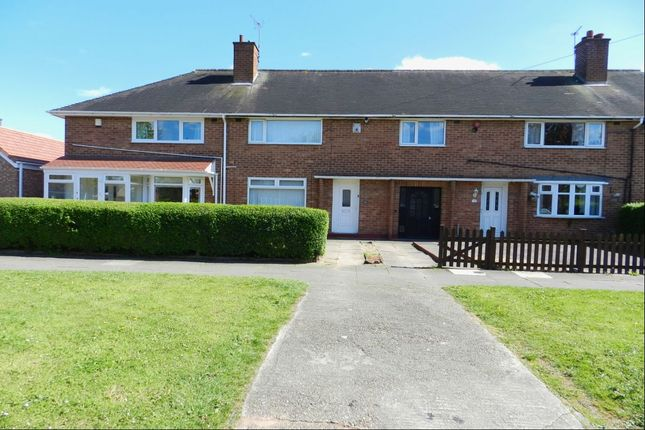 Thumbnail Terraced house to rent in Longmeadow Crescent, Shard End, Birmingham