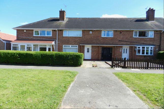2 bed terraced house to rent in Longmeadow Crescent, Birmingham B34
