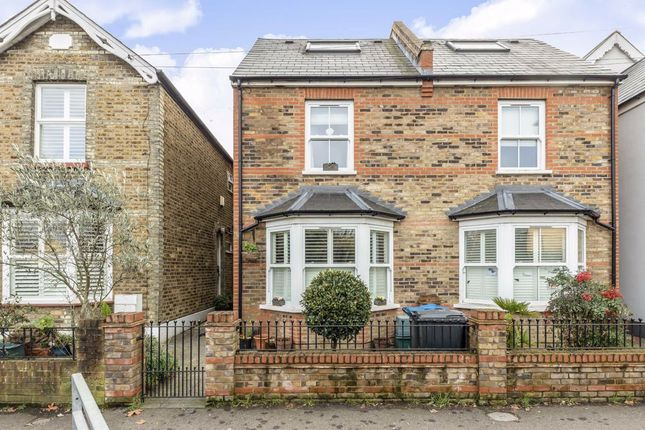 4 bed semi-detached house for sale in Elm Road, Kingston Upon Thames KT2