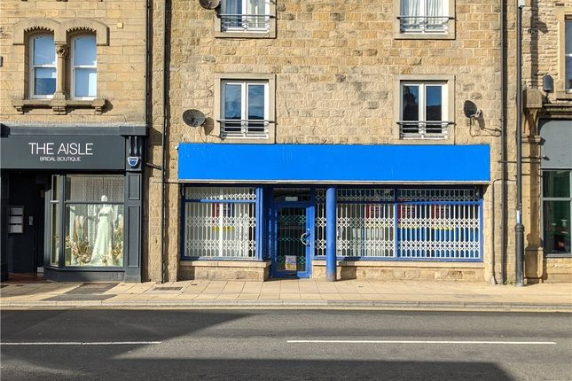 Thumbnail Retail premises to let in Ilkley Road, Manor Park, Burley In Wharfedale, Ilkley