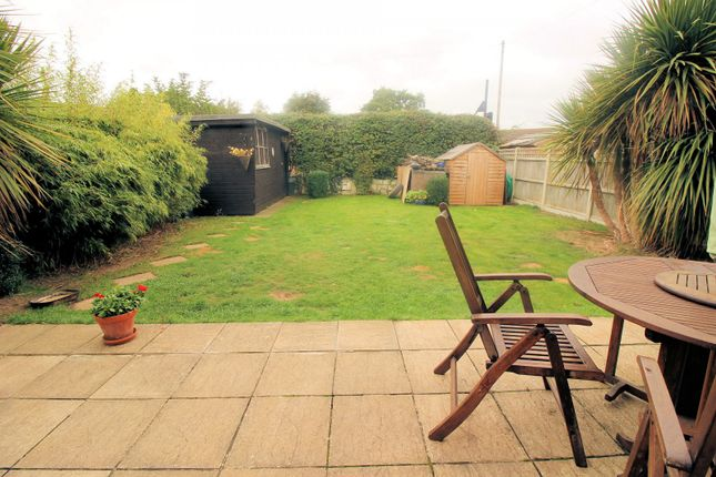 Garden of Charles Close, Acle NR13