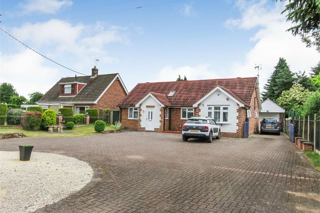 Thumbnail Detached bungalow for sale in Barnby Road, Newark, Nottinghamshire