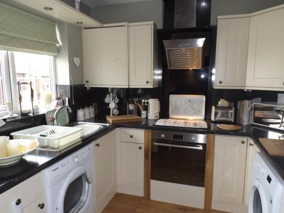 Kitchen of School View, Bottesford, Nottingham, Leicestershire NG13