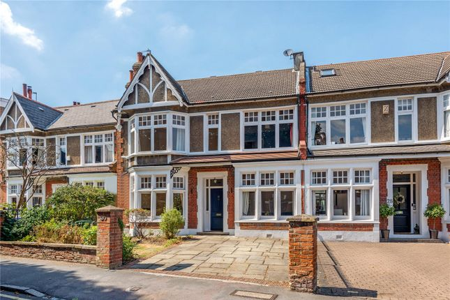 Thumbnail Terraced house to rent in Coleraine Road, London