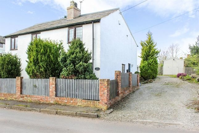 Thumbnail Detached house for sale in Moor Lane, Hapsford, Frodsham, Cheshire