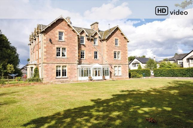 Thumbnail Flat for sale in Pinel Lodge, Murthly, Perthshire
