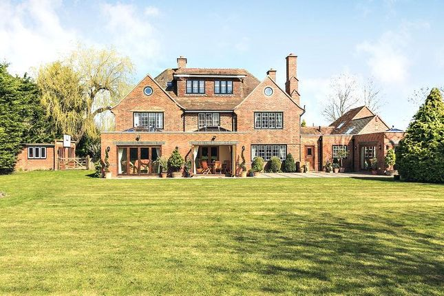 Thumbnail Detached house for sale in Winkfield, Berkshire