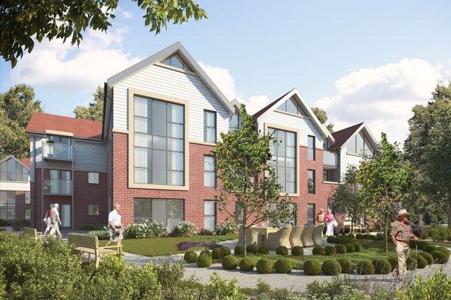 Thumbnail Flat for sale in Duttons Road, Romsey, Hampshire