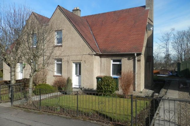 Thumbnail Semi-detached house to rent in Woodside Crescent, Perth