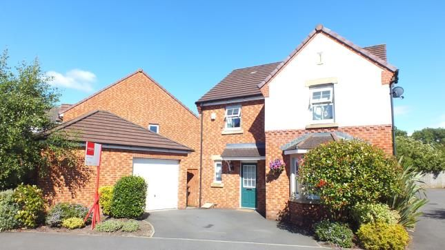 Thumbnail Detached house for sale in The Orchards, Leyland, Lancashire