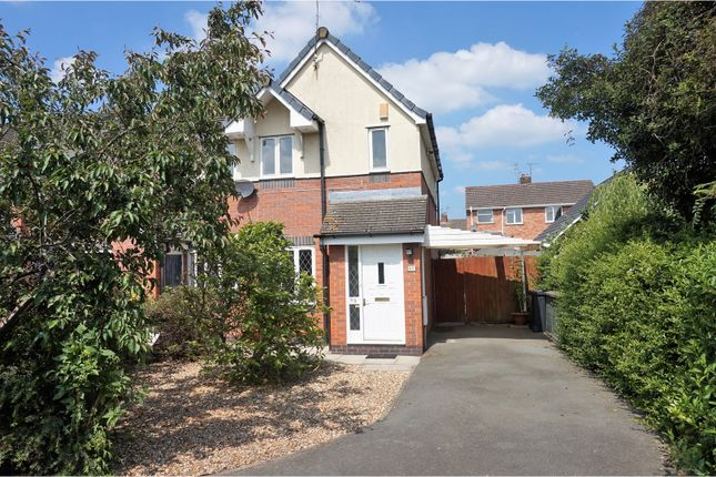 Thumbnail Semi-detached house for sale in Sedgefield Road, Chester