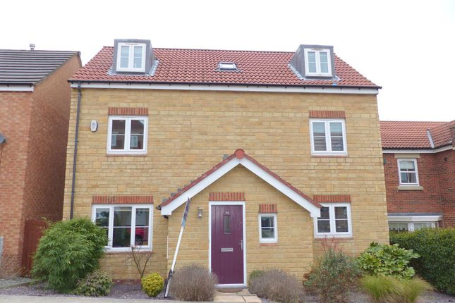 Thumbnail Detached house for sale in Murray Park, Stanley