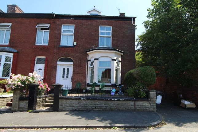 Thumbnail Terraced house for sale in Windsor Road, Chadderton, Oldham