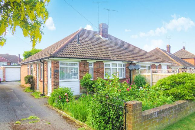 Thumbnail Semi-detached bungalow for sale in Brooklands Drive, Leighton Buzzard
