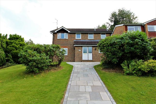 Thumbnail Detached house for sale in Freshfield Bank, Forest Row, East Sussex.