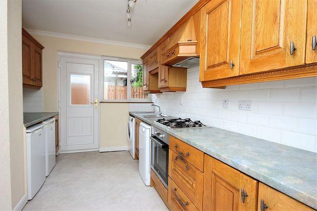 Kitchen of 69 Drakies Avenue, Drakies, Inverness IV2