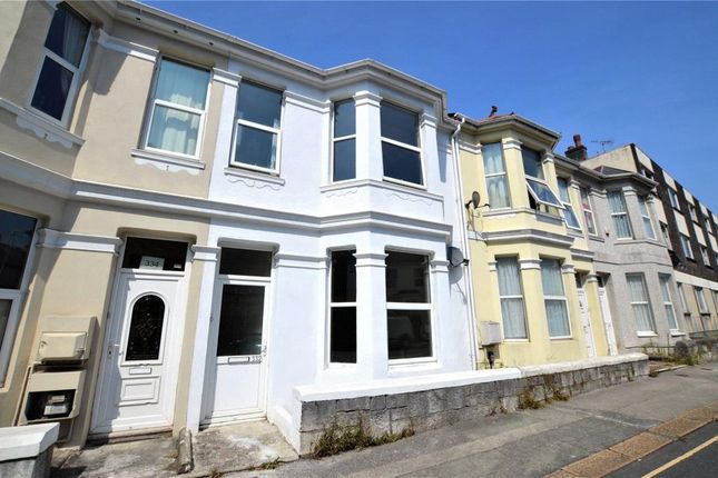 Thumbnail 4 bed terraced house for sale in St. Levan Road, Plymouth, Devon
