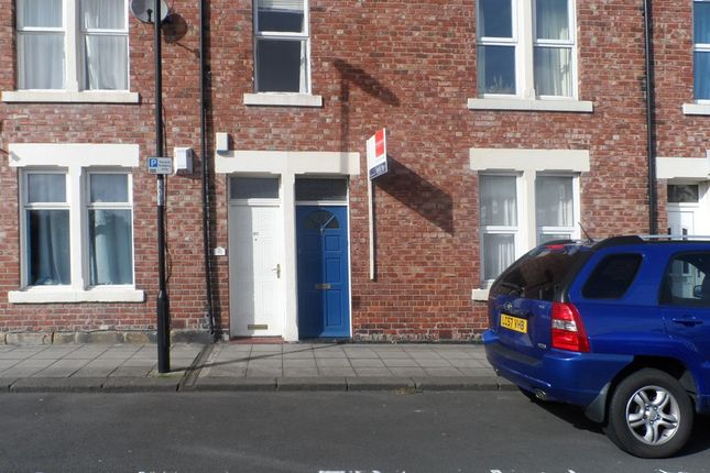 Thumbnail Flat to rent in Ancrum Street, Spital Tongues, Newcastle Upon Tyne