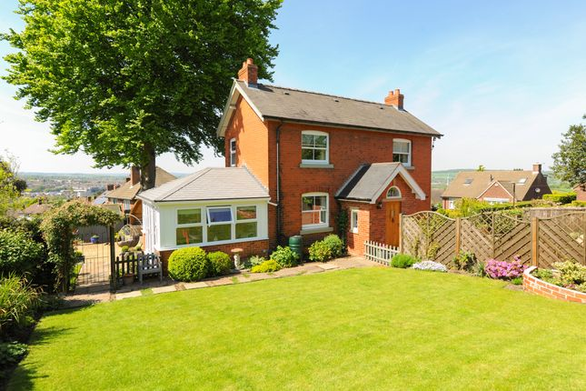 Thumbnail Detached house for sale in Balmoak Lane, Tapton, Chesterfield