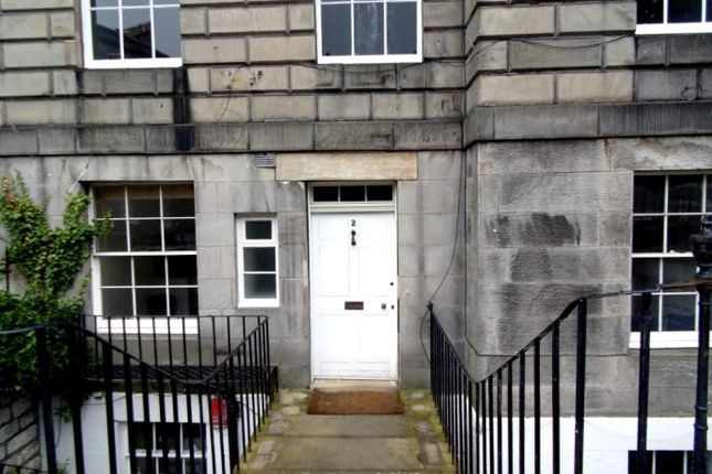 Thumbnail Studio to rent in St. Vincent Street, New Town, Edinburgh