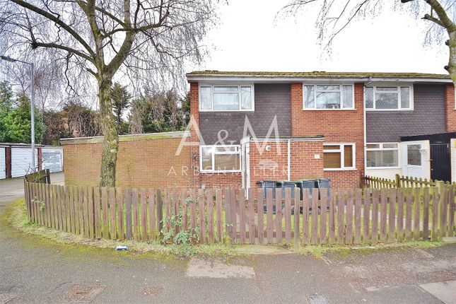 Thumbnail Maisonette to rent in South Dale, Chigwell