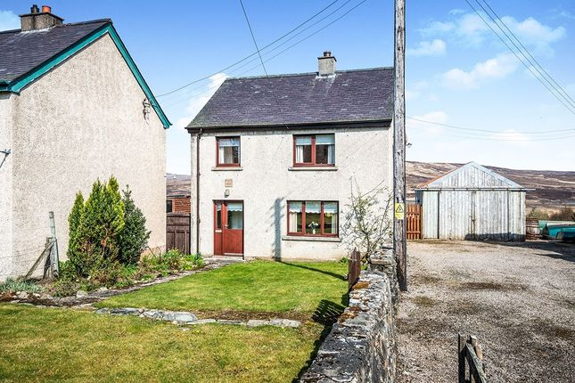 Thumbnail Detached house for sale in Altnaharra, Altnaharra, Lairg, Sutherland