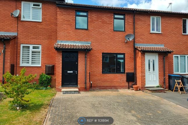 Thumbnail Terraced house to rent in Dunnerdale, Brownsover, Rugby