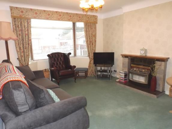 Lounge of Grosvenor Road, Prestatyn, Denbighshire LL19