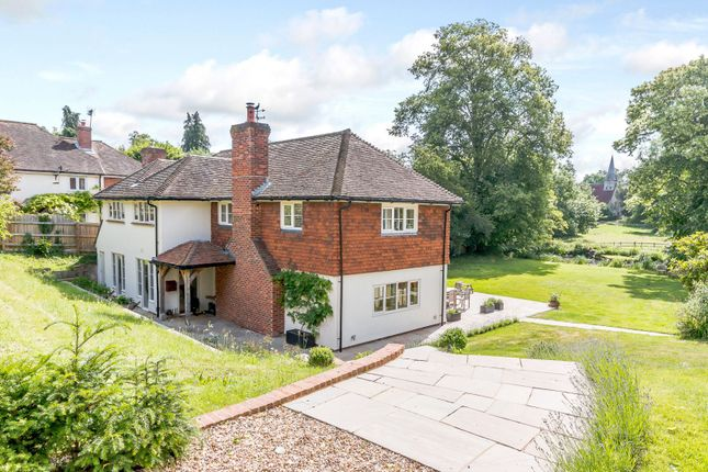Thumbnail Detached house to rent in Wherwell, Andover