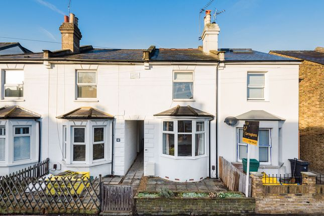 Thumbnail Semi-detached house to rent in Shortlands Road, Kingston Upon Thames