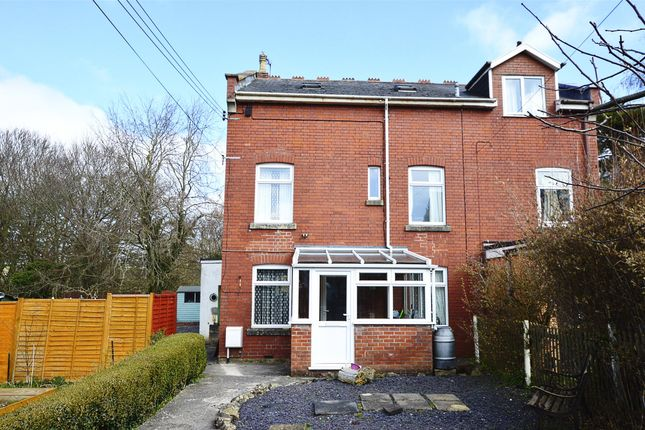 Thumbnail Semi-detached house for sale in The Dring, Radstock
