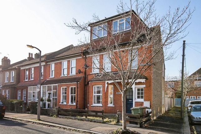 Thumbnail Flat for sale in Strathearn Road, Sutton
